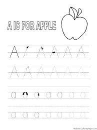 5 best images of printable alphabet tracing pages free alphabet