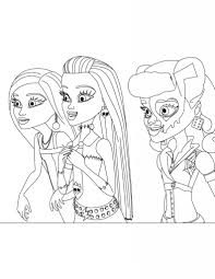 monster high babies coloring pages great monster high easter