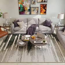 moquette chambre à coucher lying salon nordique canapé table à café moquette chambre moderne