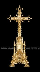 altar crucifix altar crosses crucifixes new bronze altar crucifix