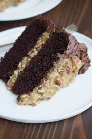 this german chocolate cake is the best an easy homemade chocolate