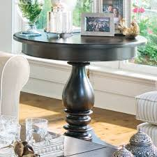 paula deen furniture 932817 round side table homeclick com
