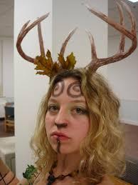 Deer Antlers Halloween Costume Halloween 07 Antlers Kessrah Deviantart