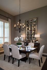 formal dining room ideas small dining room ideas with cool grey wall color formal black