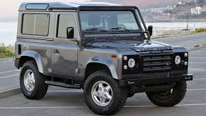 custom land rover discovery west coast defender land rover defender 90 first drive photo