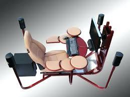 chaise bureau confort siege bureau confortable beige fauteuil de bureau ergonomique
