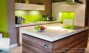Green Glass Backsplashes For Kitchens Step Into The Light With This Modern Kitchen