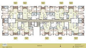 3bhk floor plans apartments in avadi hazelproject in