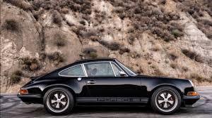 nissan black singer 100 porsche 911 black porsche 911 turbo coupe black with