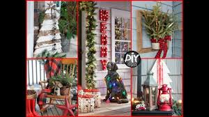 front porch christmas decorations diy front porch christmas decor outdoor winter decorating