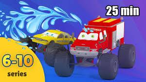 monster truck for children cartoon monster truck for children cartoon compilation monster truck