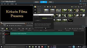 how to create custom music on corel video studio x9 ultimate youtube