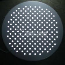 12 volt led lights waterproof 12 volt led 500mm round panel light 3mm thick only waterproof ip67