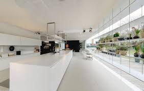 contemporary white kitchen tjihome