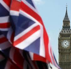 London Flag Photos Cameron Rede Allein Auf Der Insel So Sähen Die Briten Ohne Eu