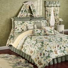 garden images iii magnolia floral comforter bedding