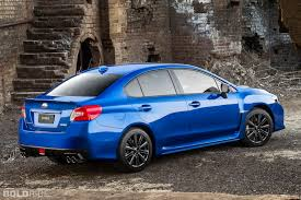 subaru hatchback may build a new wrx hatchback after all