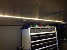 Led Strip Lights In Kitchen by Avantech Led Strip Lights In Natural White In Works Van Flagg