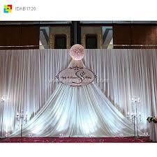Wedding Backdrop Stand Backdrop Curtain Shenzhen Ida Decor Supplies Co Ltd