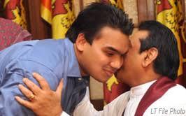 Namal Rajapaksa Namal Rajapaksa Pussyfoots About His Brother U0027s Thuggery U2013 Colombo