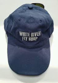hats with lights built in white river fly shop baseball cap light fly fishing nwt led light