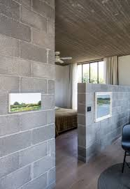 concrete block houses israeli architect couple use concrete blocks to build themselves a