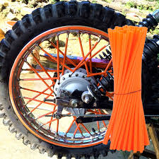 wheels motocross bikes dwcx 72x wheel spoke wraps rim covers skins for dirt bikes