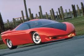 pontiac corvette concept pontiac banshee iv concept 1988