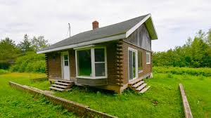 Cottages For Rent In Pei by 1150 Blooming Point Road Log Home For Sale With 73 Acres Close To