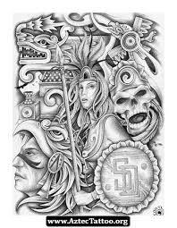 best 25 aztec tattoo designs ideas on pinterest dream logo