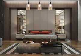 Contemporary Bedroom Scheme Modern Bedroom Door Designs With Glass - Modern bedroom design