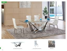 Casual Dining Room Tables by 2061 Table And 6138 Chairs Modern Casual Dining Sets Dining Room