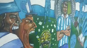 El Mural by Racing Club On Twitter