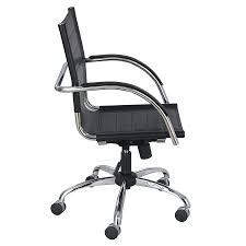 modern leather desk chair modern leather desk chair modern desk chair armless nyfarmsinfo