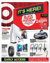 black friday 2017 ads some walmart target deals sales