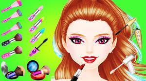 makeover hair salon dress up makeup kids games high life games for kids fun care s
