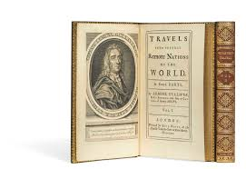 first edition gulliver u0027s travels spine google search