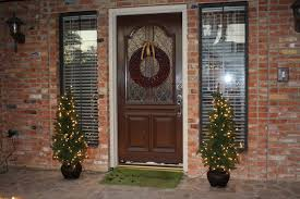 Christmas Decorations Outdoor Wall by Decorating Ideas Classy Front Porch Christmas Decoration With