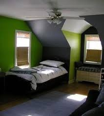 Modern Teen Room Seths Idea For Room But With Reds Grey And - Boys bedroom colour ideas