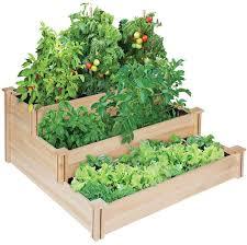 Tiered Garden Ideas 15 Vegetable Garden Ideas