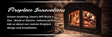 Custom Electric Fireplace by Fireplaces Dean U0027s Stove U0026 Spa
