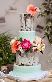 wedding cake ideas tropical wedding cake ideas