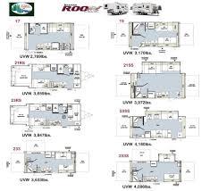 delightful fleetwood prowler 5th wheel floor plans part 7 about