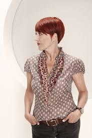 Trendfrisuren Kurz by Kräftige Haarfarben Bestimmen 2013 Kurze Moderne Trendfrisuren