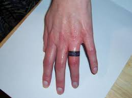 Wedding Ring Tattoo Ideas Simple Wedding Ring Tattoos Wedding Rings