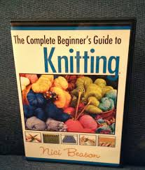 the beginners guide to knitting a book review scarf knitting