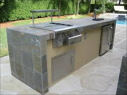 Prefab Outdoor Kitchen Grill Islands Kitchen Built In Barbecue Building A Grill Island Bull Outdoor