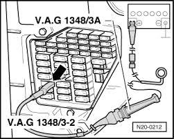 volkswagen workshop manuals u003e golf mk4 u003e power unit u003e 4 cylinder
