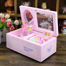 Unique Music Boxes Kids Jewelry Box Ebay