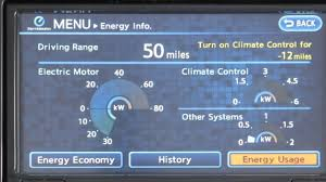 nissan leaf battery life 2013 nissan leaf lithium ion battery monitoring youtube